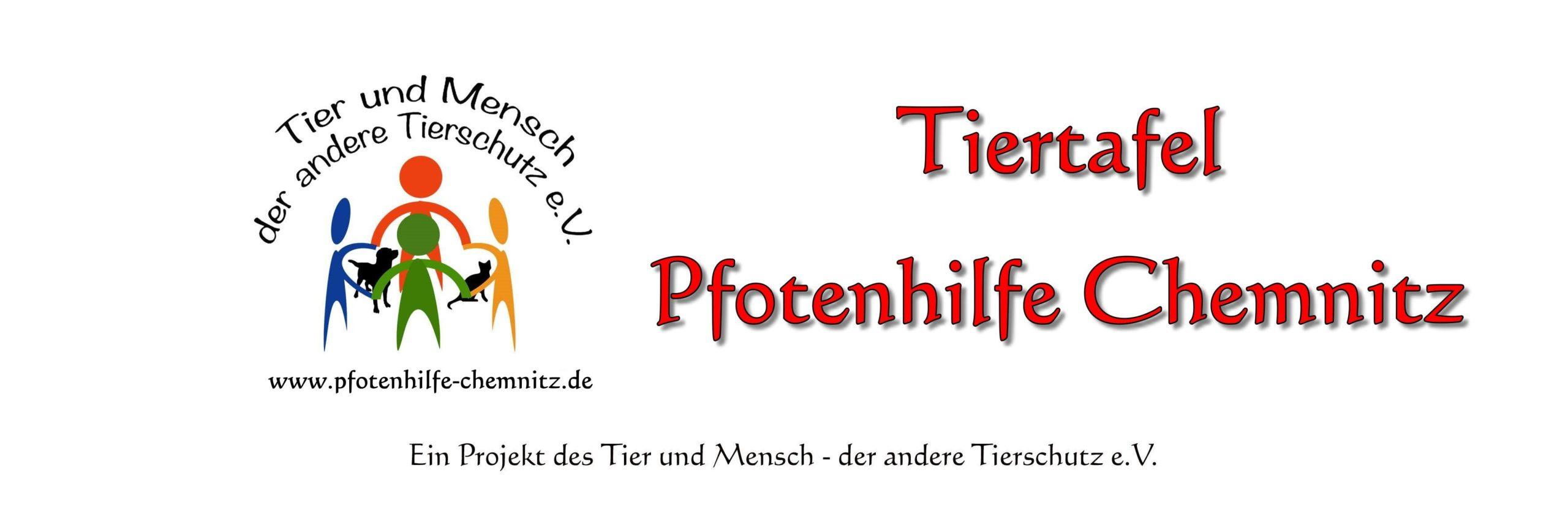 Tiertafel Pfotenhilfe Chemnitz